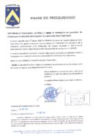 Autorisation du Maire à signer la convention de prestation de servcie avec la nouvelle communauté de communes INTER CAUX VEXIN (1)